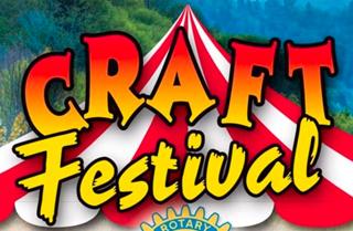 Rotary Club Crafts Festival