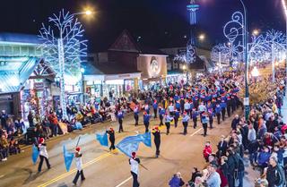 Sevierville Christmas Parade