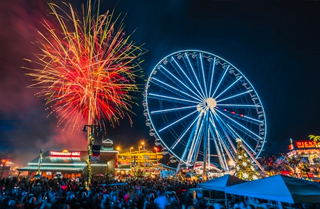 The Island's Rockin' New Year's Eve Celebration