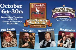 Southern Gospel Fall Fest